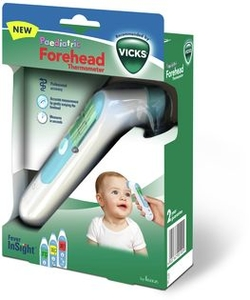 Vicks Thermometre Frontal Vfh100eu