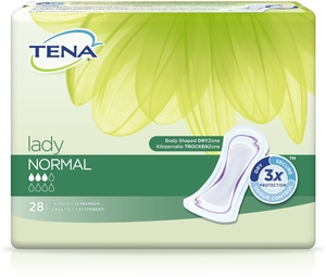 Tena Lady Normal 28 Serviettes Absorbantes