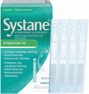 Systane Hydratation Gouttes Oculaires Unidoses 30x0,7ml