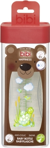 BIBI Biberon Happiness Play With Us 260ml