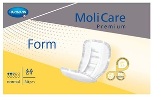 MoliCare Premium Form Normal Plus Taille Unique 30 Protections