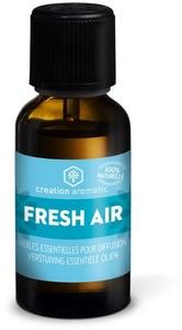Creation Aromatic Huile Essentielle Diffusion Fresh Air Gouttes 10ml