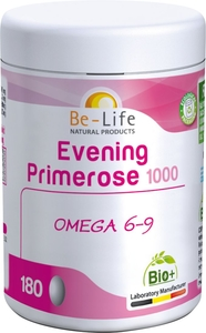 Be-Life Evening Primrose 1000 Bio 180 Gélules