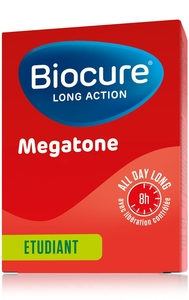 Biocure Long Action Megatone 30 Comprimés