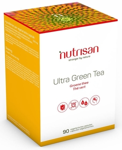 Nutrisan Ultra Green Tea 90 Capsules (nouvelle formule)