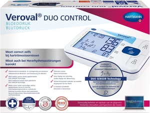Veroval Tensiomètre Bras Duo Control Medium