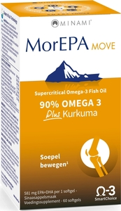 MorEPA Move 60 Softgels