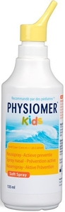 Physiomer Kids Spray Nasal Hygiène Prévention Active 135ml