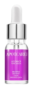 APOT.CARE LICORICE Pure Serum - Éclaircissant - 10ml