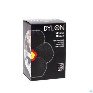 Dylon Color.12 Black 200g
